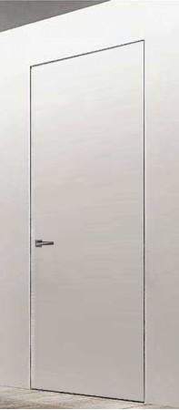 Потайные двери под покраску